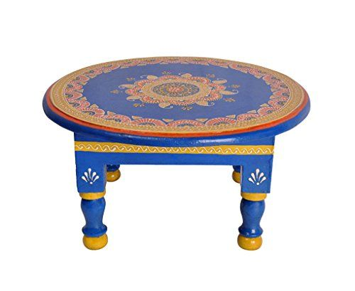 Lalhaveli Wooden Small Side Tables For Es Kids
