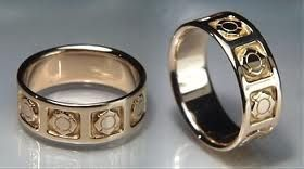 Firefighter Wedding Rings Google Search