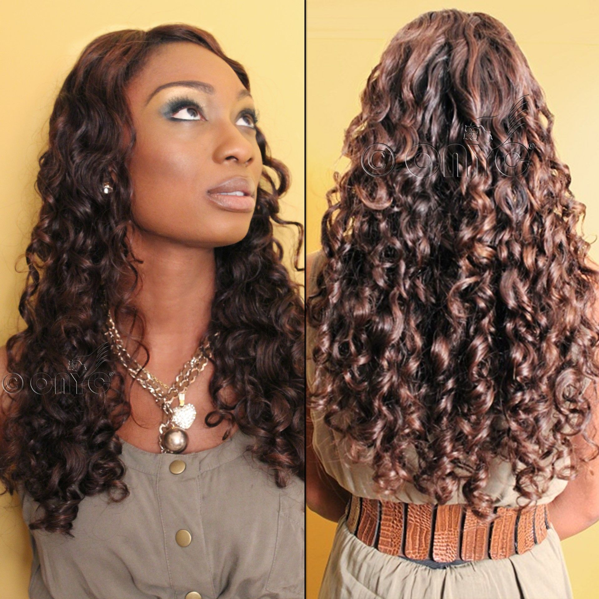 Bouncy Curly 3a Machine Weft Bouncy Hair Weave Hairstyles