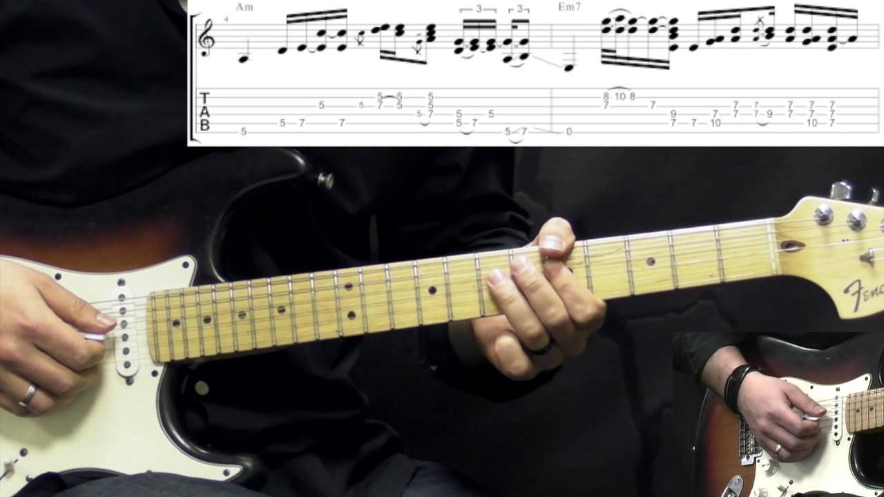 Jamie Harrison | Learn the Guitar Style of Hendrix, SRV ...