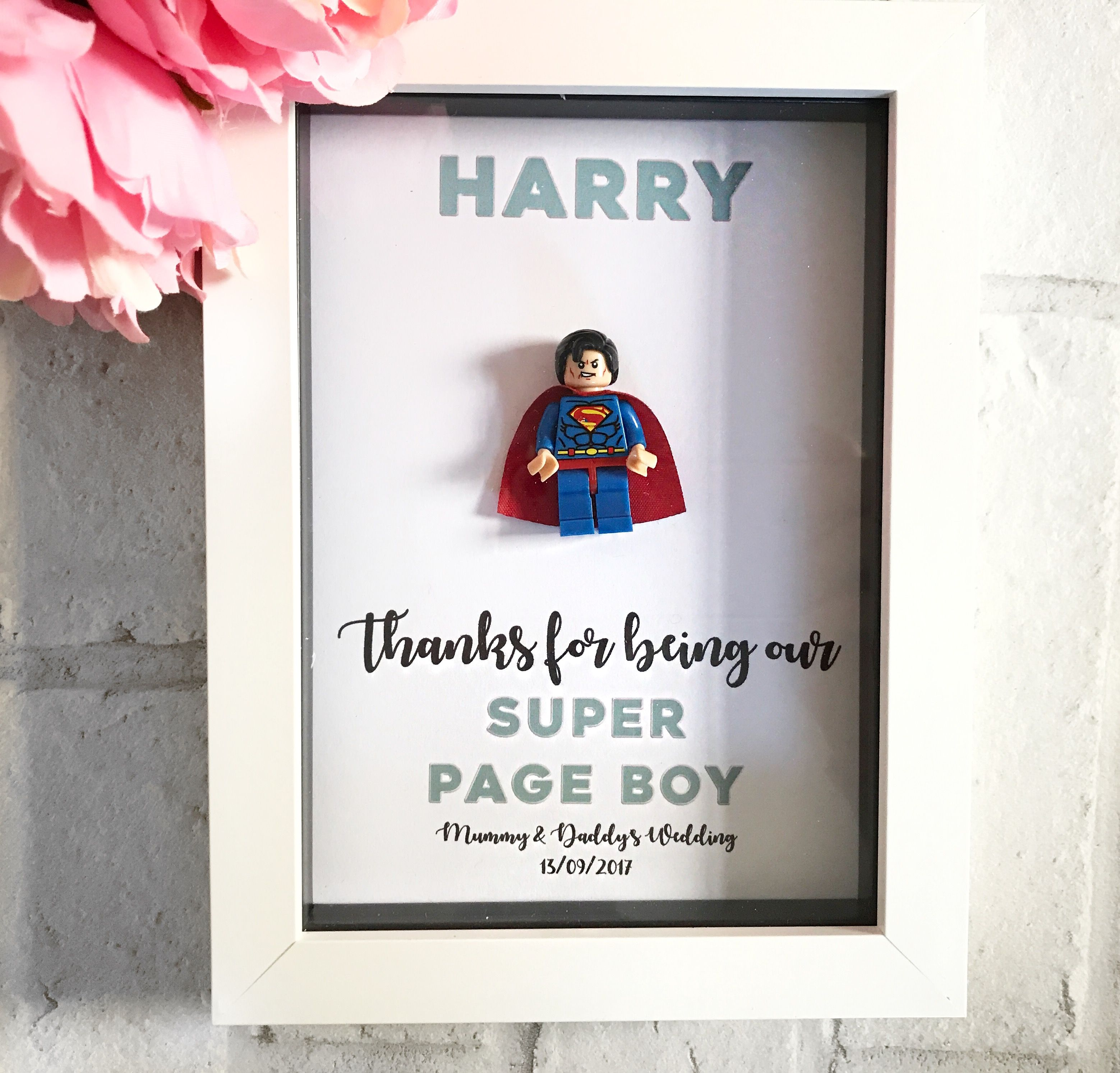 Page Boy Gifts Wedding Gifts Best Man Gifts Gifts For Best Man