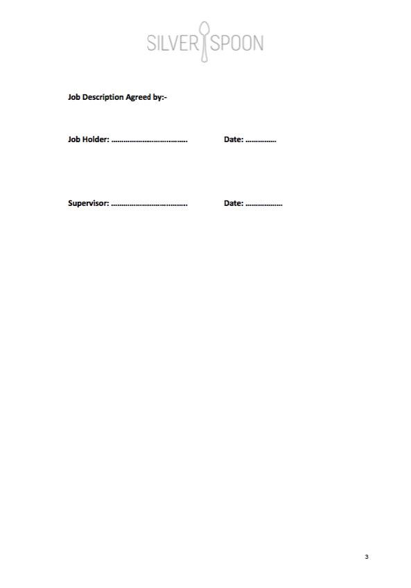 Waitress Job Description Resume  HttpResumesdesignCom