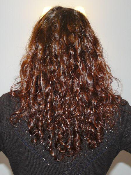 Le blog du cheveu: Soin des boucles : des cheveux plus ...