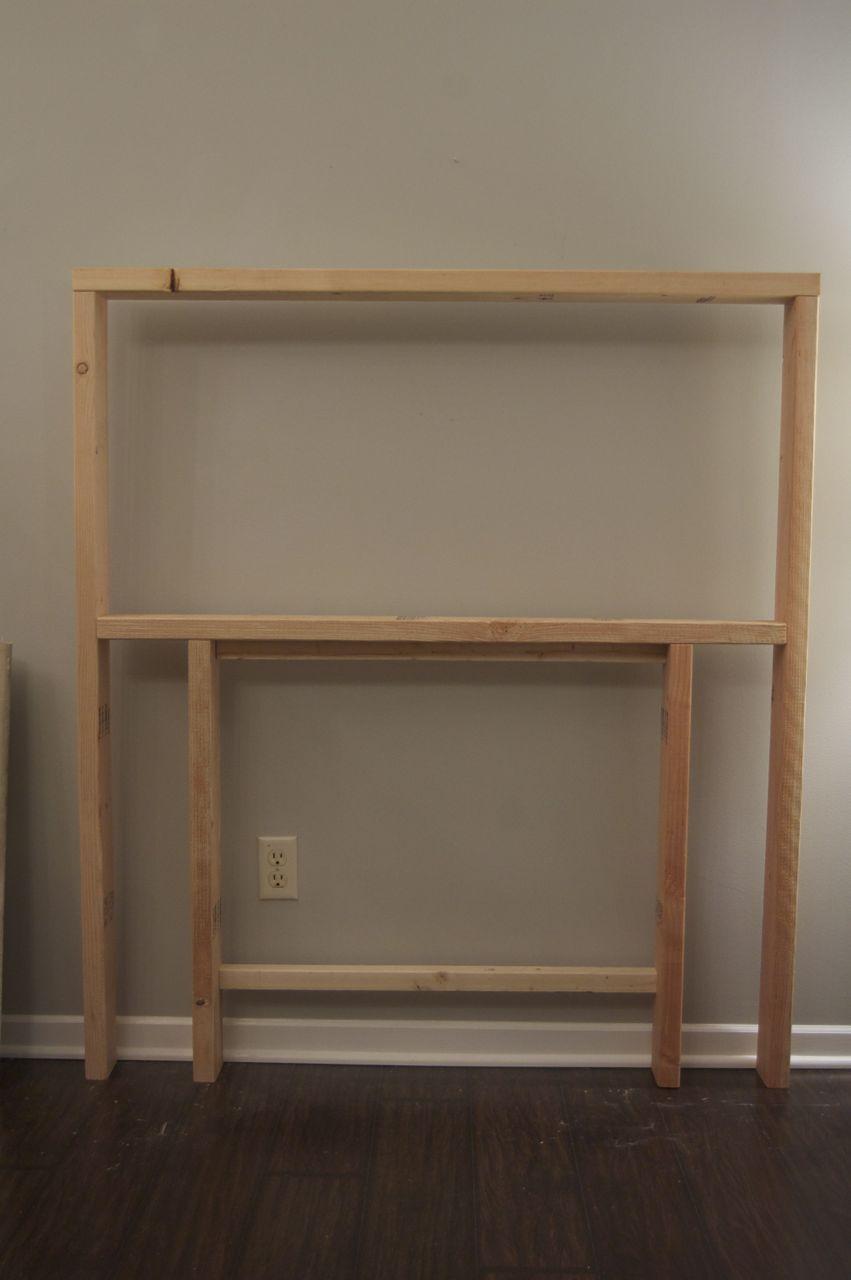 how to build a faux fireplace matsutake good ideas pinterest kaminkonsole m bel und. Black Bedroom Furniture Sets. Home Design Ideas