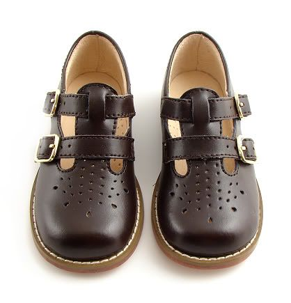 Buster Brown Hard Walking Shoes   My mom called them our