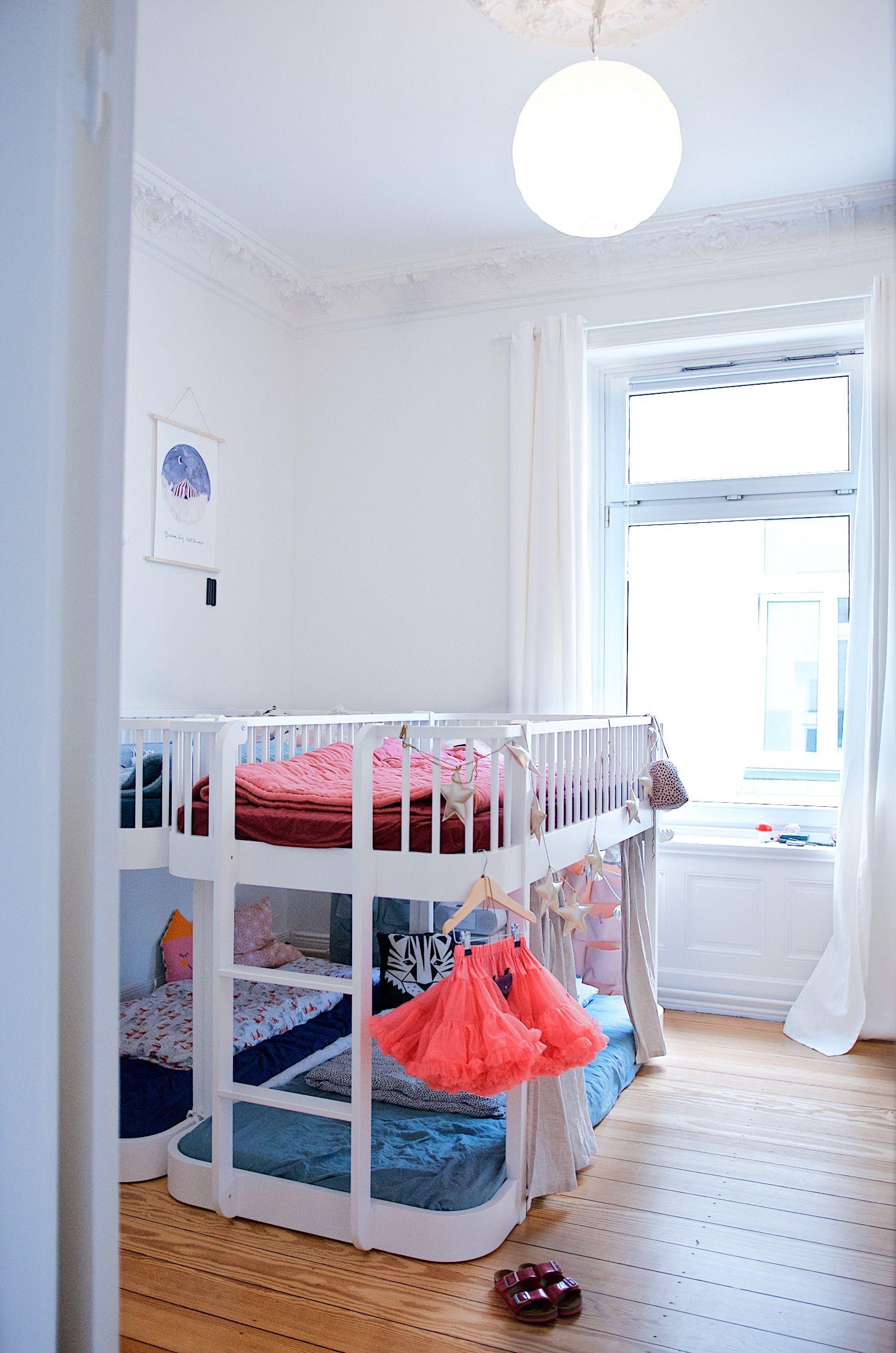Room · Kinderzimmer Mit Hochbetten Von Oliver Furniture