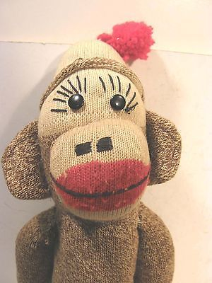 Are Sock puppy toy vintage think