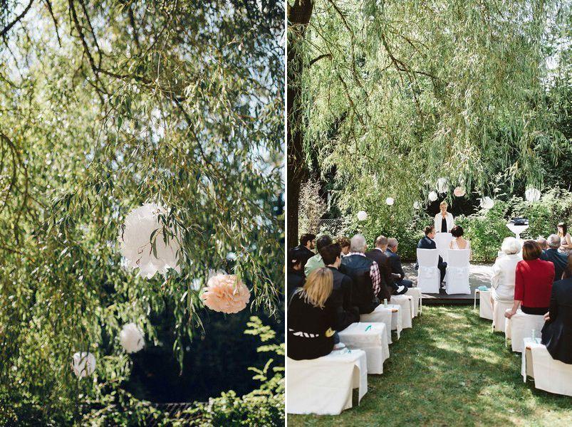 Freie Trauung An Der Isar In Munchen Von Annett Oschmann Hochzeit Garten Hochzeit Location Hochzeit Im Freien