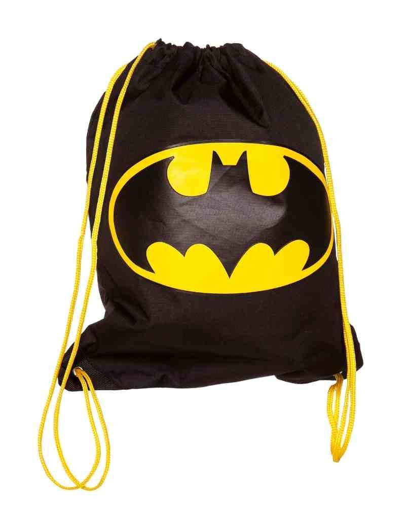 827545d4f0 Cool Drawstring Bags Batman Bag