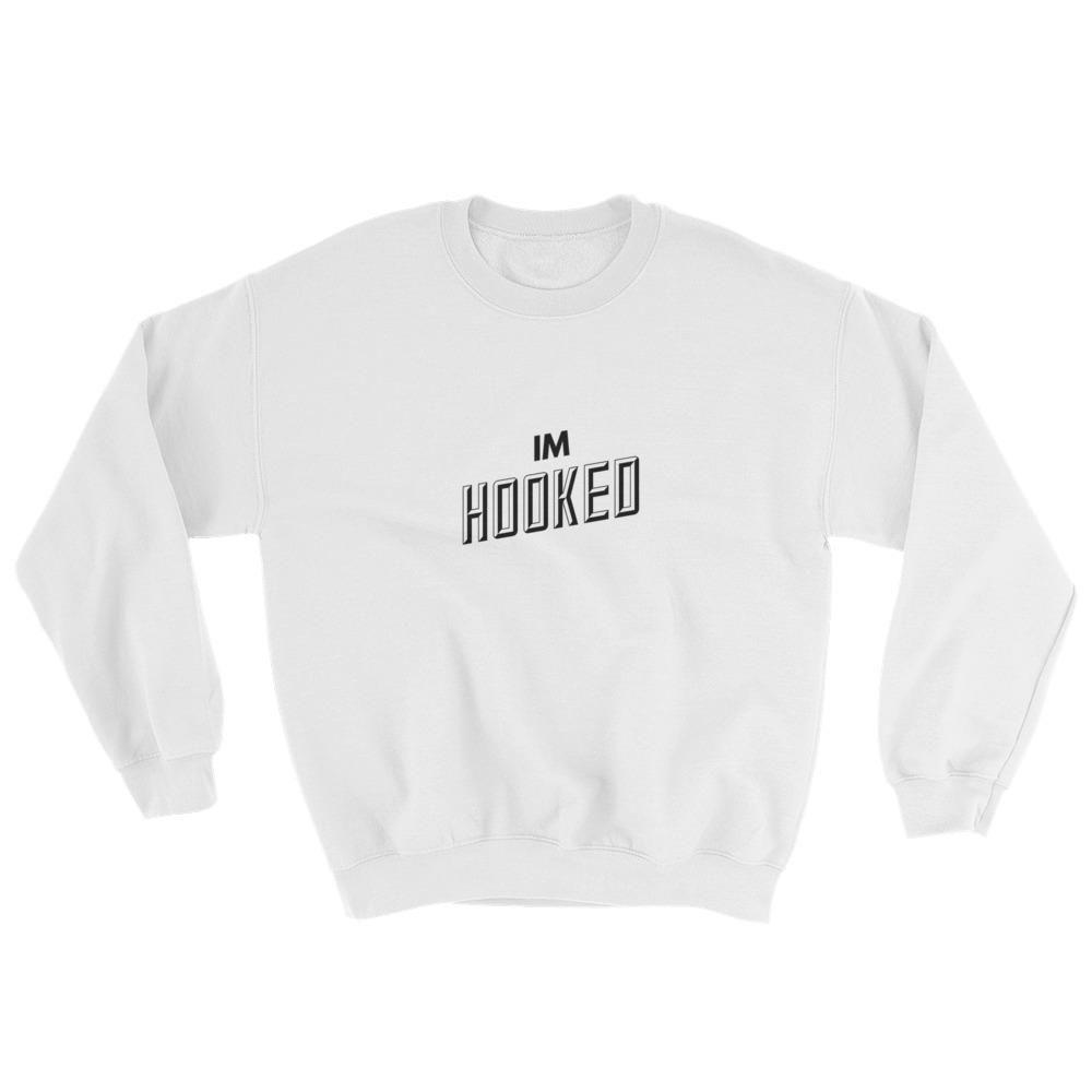 26f969d1e SHIPS WORLDWIDE: I'm Hooked Sweatshirt Why DONT We #jackavery #jonahmarais  #zachherron #danielseavey #corbynbesson #whydontwe