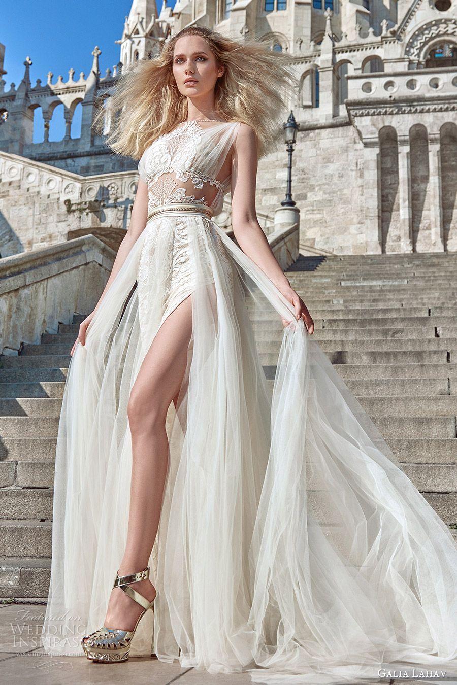 Galia Lahav Couture Fall 2016 Wedding Dresses — Ivory Tower Bridal ...
