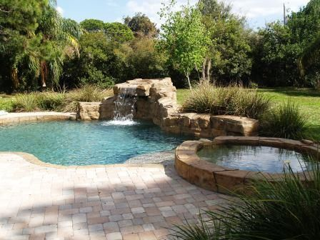Aquascapes Design, Inc Full service swimming pool company ...