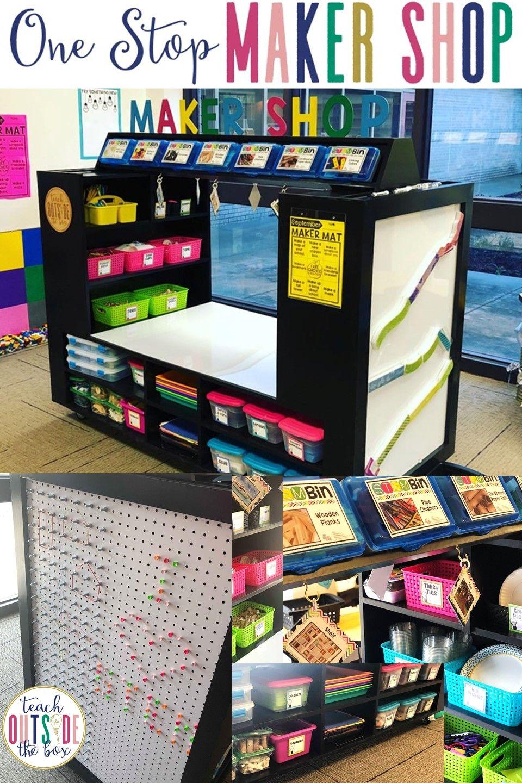 Bright Ideas Classroom Reveal Classroom Organization Elementary Classroom Reveal Science Classroom