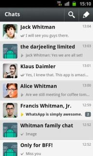 Download Free Whatsapp Messenger For Android Phones Free V 2 11 23