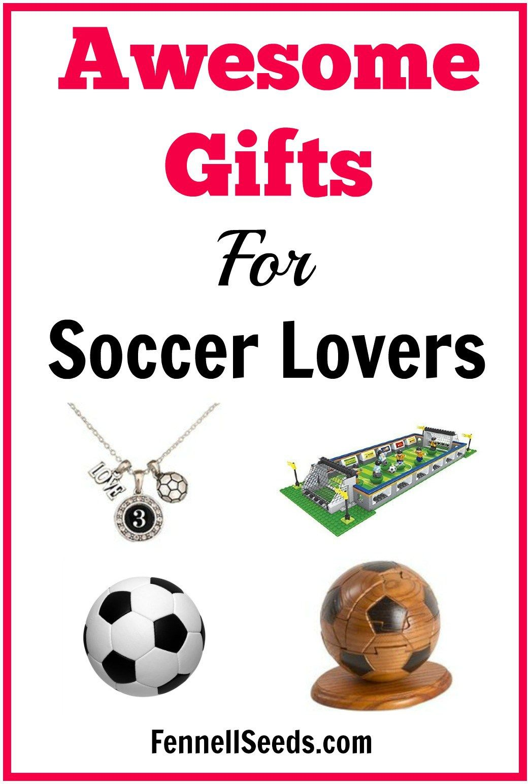Top Gifts For Soccer Players They Will Love Gift For Lover Soccer Gifts Diy Gifts For Boyfriend