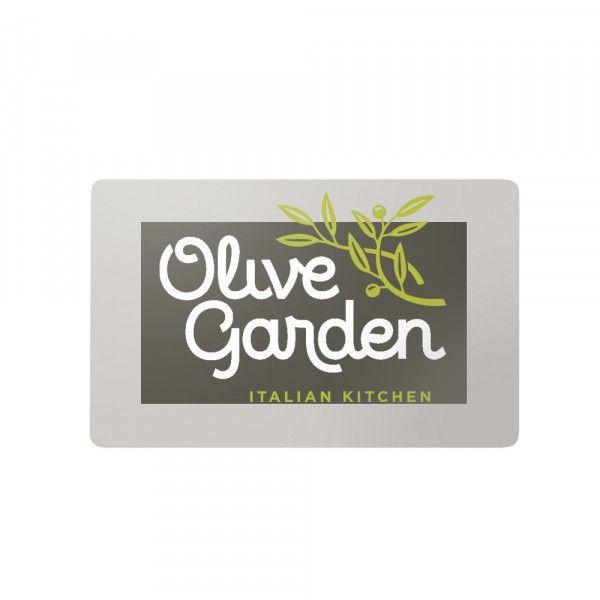Olive garden mailing list