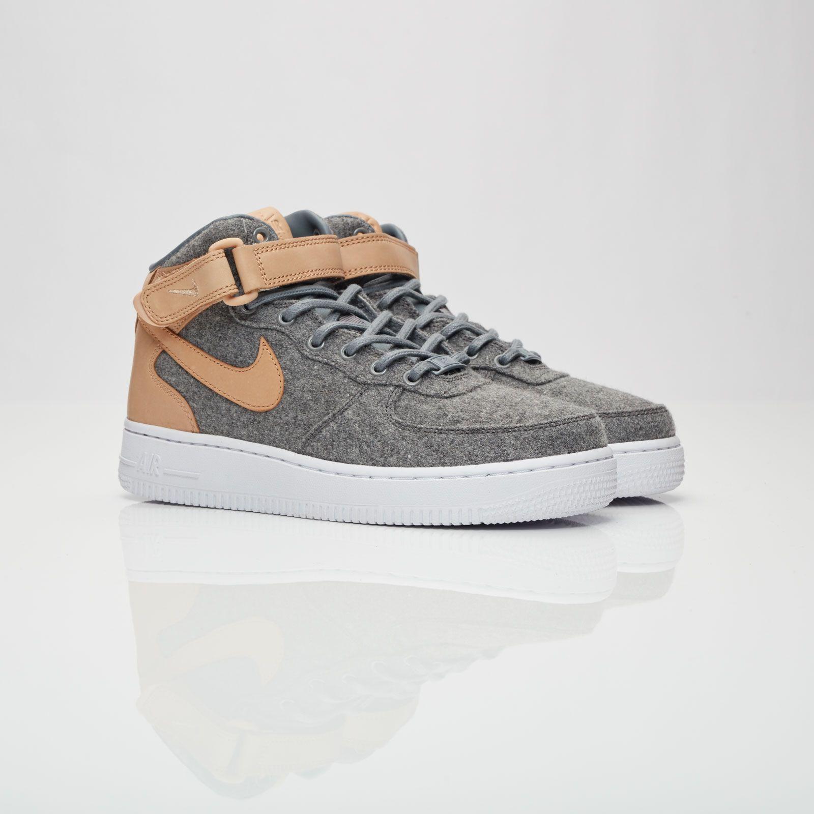 Nike Wmns Air Force 1 ´07 Mid Leather Premium | Nike | Nike