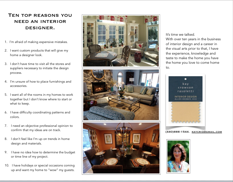 a little questionnaire with images  design interior