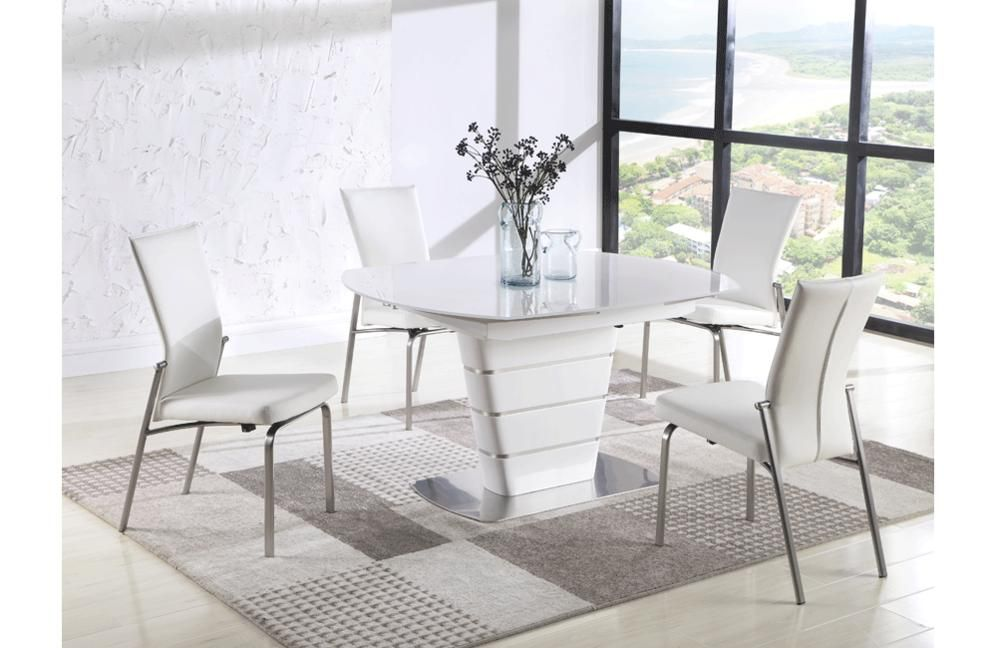 Dorotea 5 PC Dining Set   Buy ($1809) In A Modern Furniture Store Fairfield