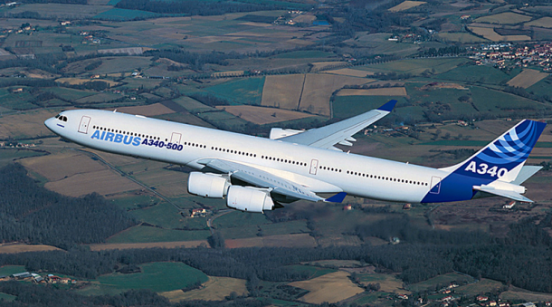 Used Aircraft Airbus A340 For Sale Airbus Airbusa340