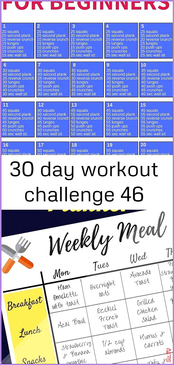 30 day workout challenge 46 30 day workout challenge 46 Jason Pierce jasonp4397 Diet 30 Day Workout...