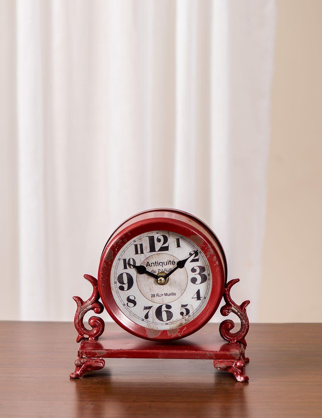 Table Clocks Online Antique Rustic