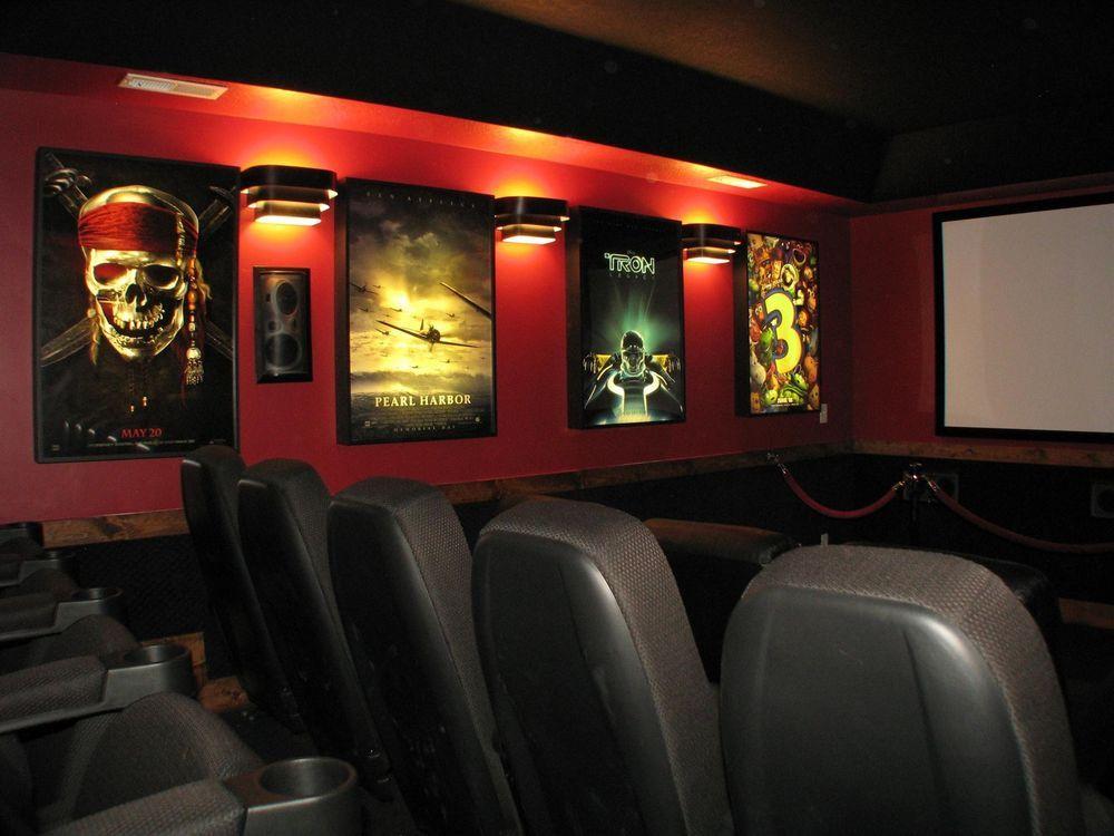 Постеры в кинозал