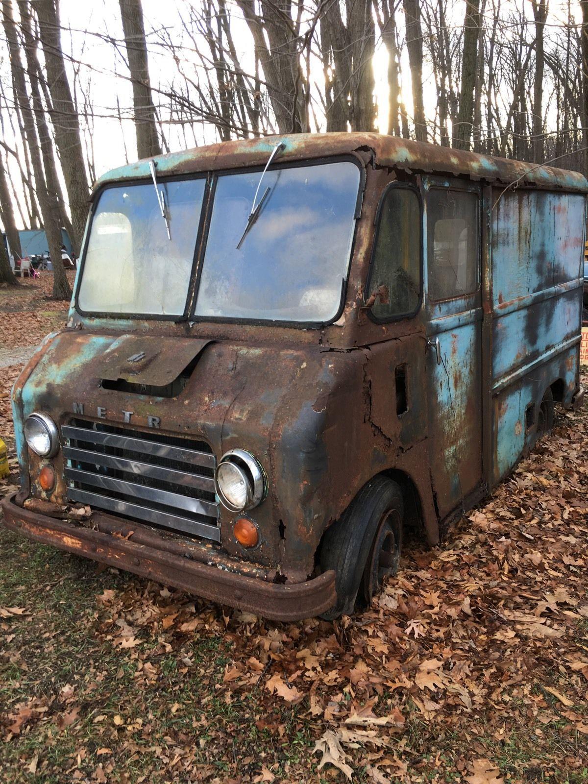 1964 International Havester Metro Mite Parts Panel Van Rare Chevy Truck Catalog Ebay