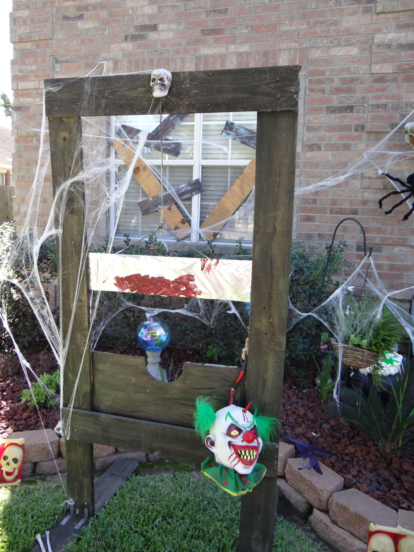 Pin Op Halloween Butcher Shop Idea S