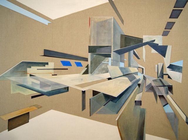 Architectural Representations by Daniel Mullen u201c Lu0027artiste Daniel