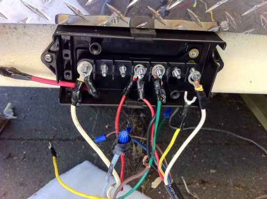 a camper restore, w/ great info on wiring Camping and