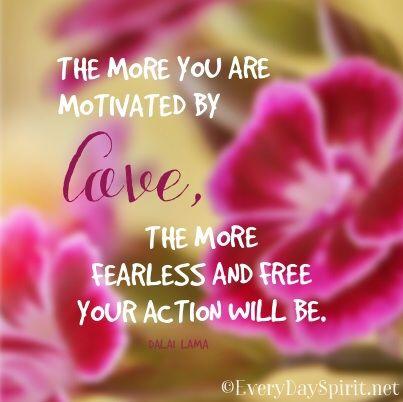 On the wings of love ~ #dalailama www.everydayspirit.net ...