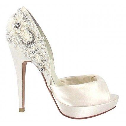 Wedding Shoes Online Bellissima Bridal