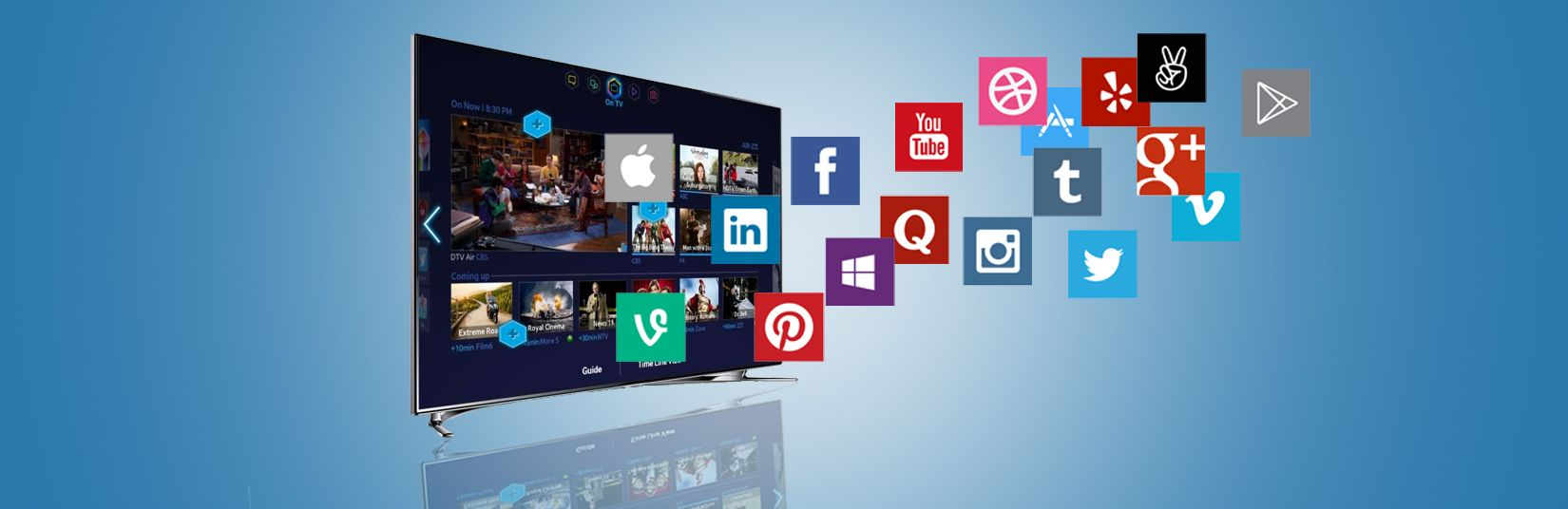 TV Apps For Android & iOS | Solutions and Services | App