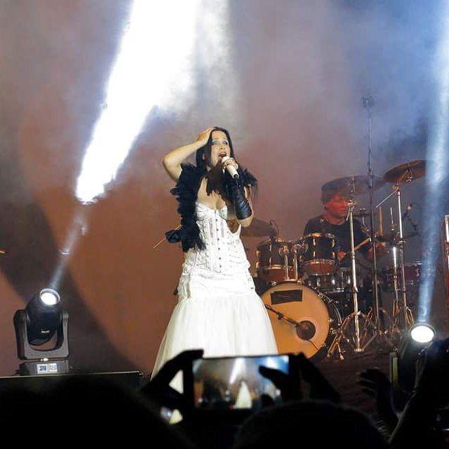 Tarja Turunen and Ralf Gustke live at Leyendas del Rock, Villena, Spain, 13/08/2016 #tarja #tarjaturunen #leyendasdelrock #tarjalive PH: Angel Marco Peñuela https://www.instagram.com/amarcope59/