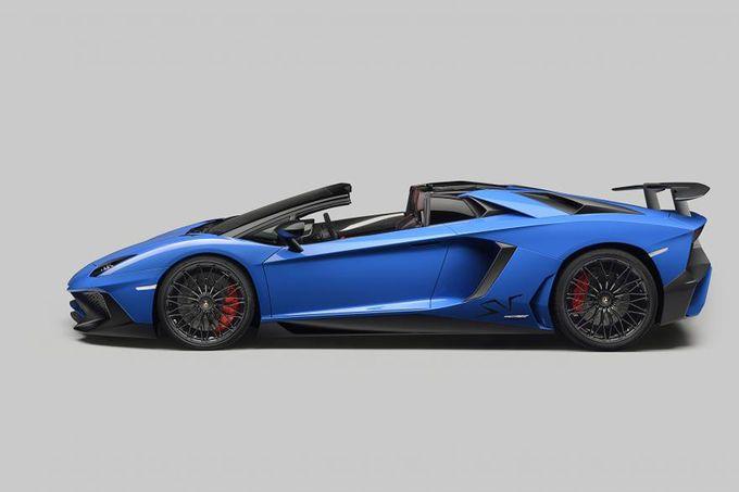 Lamborghini Aventador Lp 750 4 Superveloce Roadster Lambo