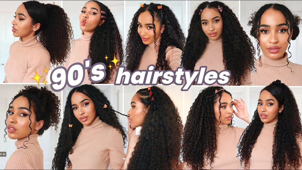 Pin On Curly Natural Hairstyles 5