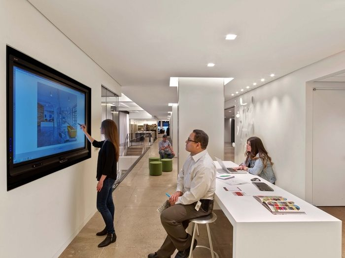 architectural office design. Office Tour: TPG Architecture Offices \u2013 New York City | Office, Designs And Architectural Design