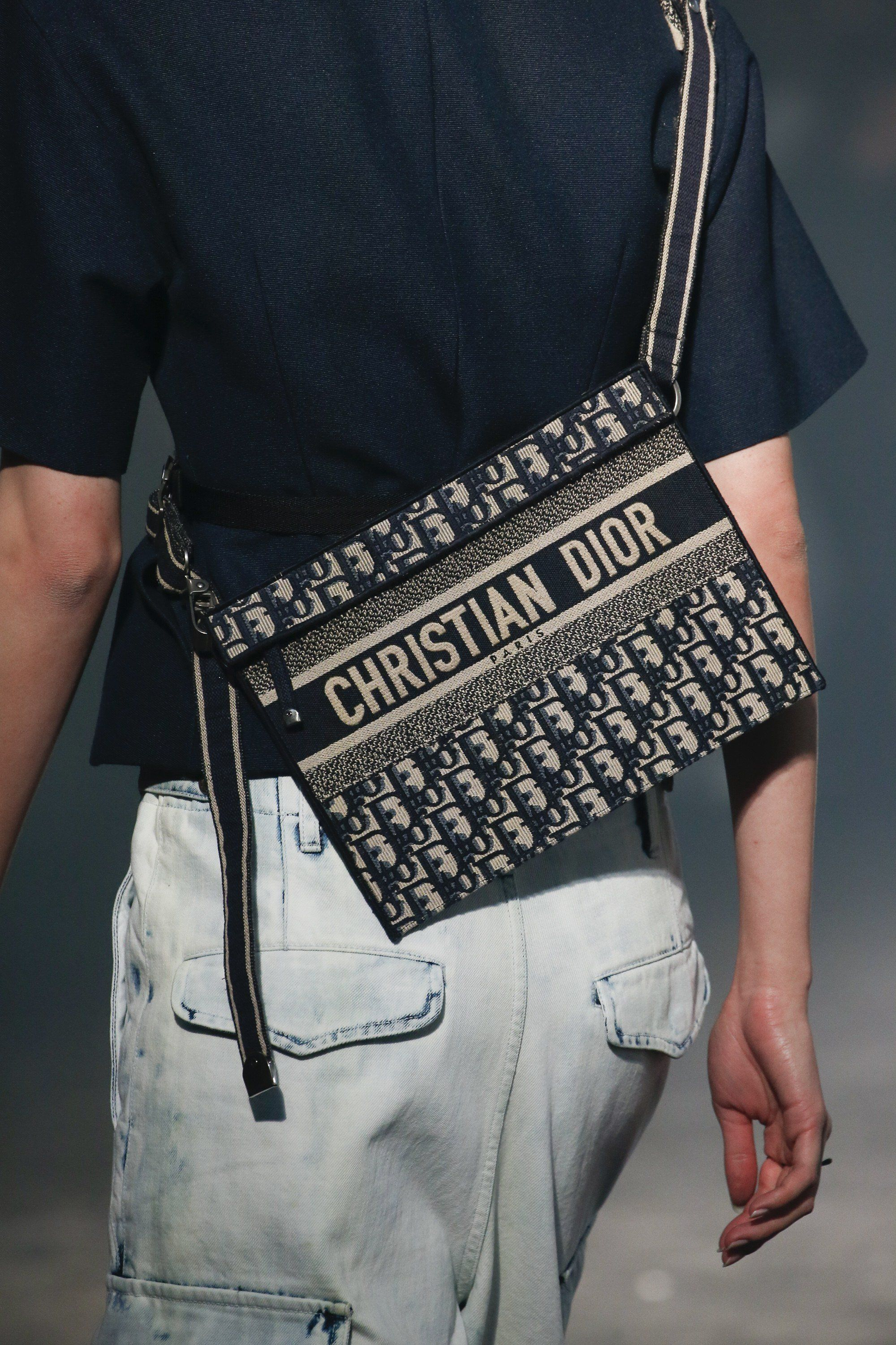 0587f7a2ffd Dior Spring Summer 2019 Runway Bag Collection