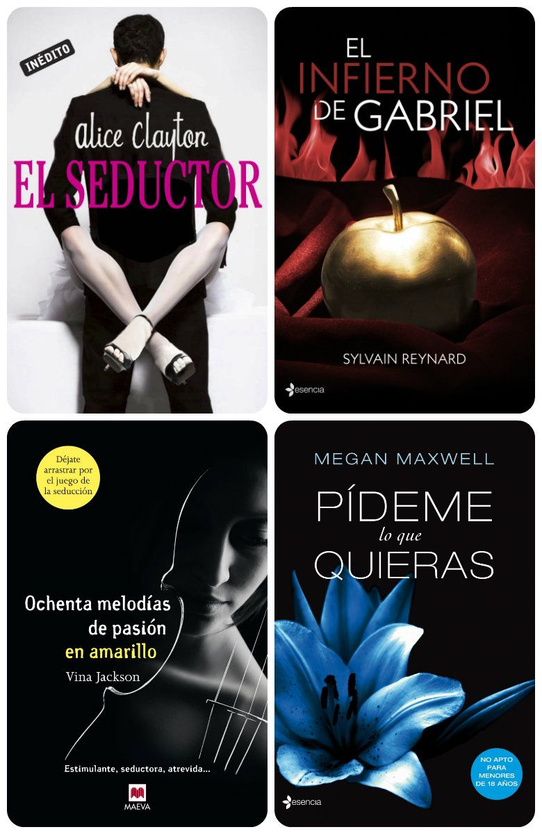 Libros Que Son Mejores Que 50 Sombras De Grey Sombras De Grey Libros Libros De Leer