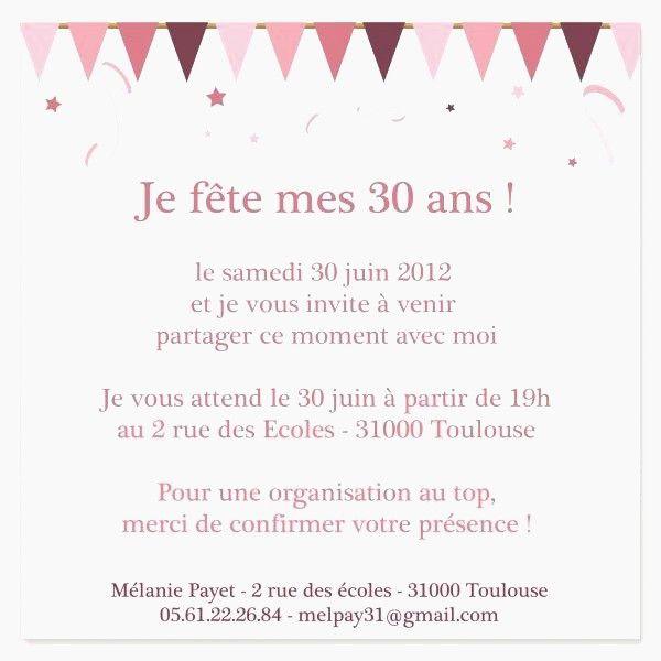 Remarquable Texte Carte D'anniversaire Humour Beautiful Texte Invitation 10 NL-87