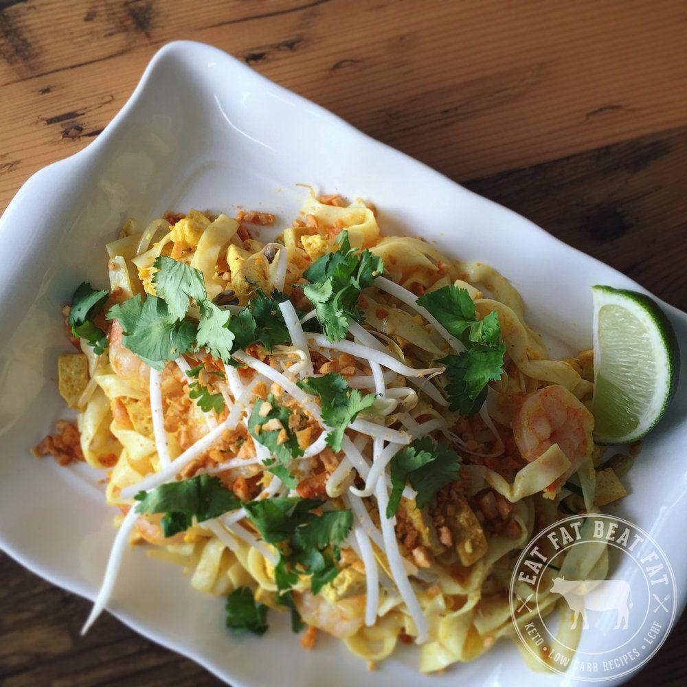 Keto pad thai with images pad thai food keto diet