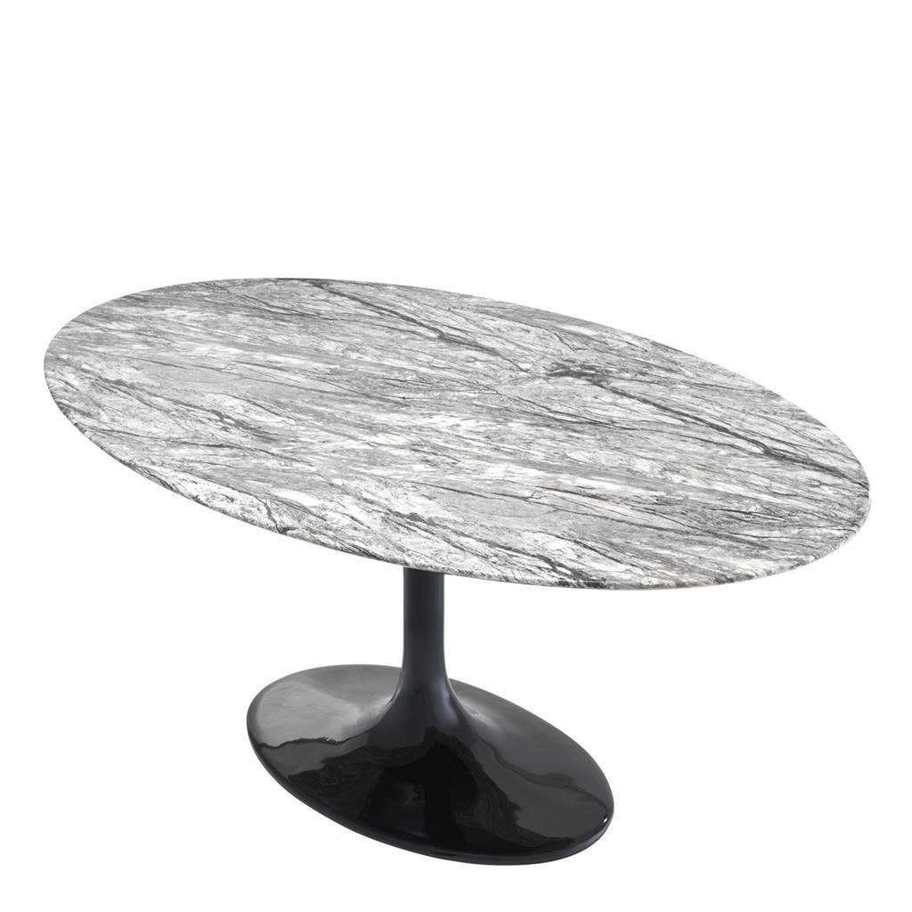 Gray Marble Dining Table Eichholtz Solo Dining Table Table