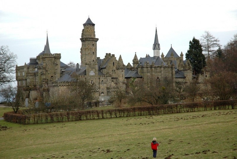 Замок Левенбург: плод любви к средневековым дворцам ...