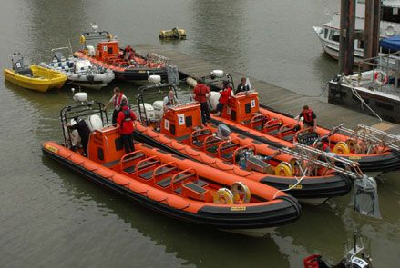 Commercial rigid inflatable boats manufacturers including