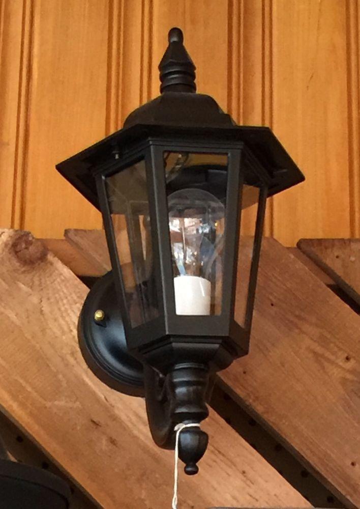 Outdoor Lighting Fixtures By Melissa Model K16306blk Black Wall Mount Nib Melissa Outdoor Light Fixtures Outdoor Lighting Lighting Fixtures
