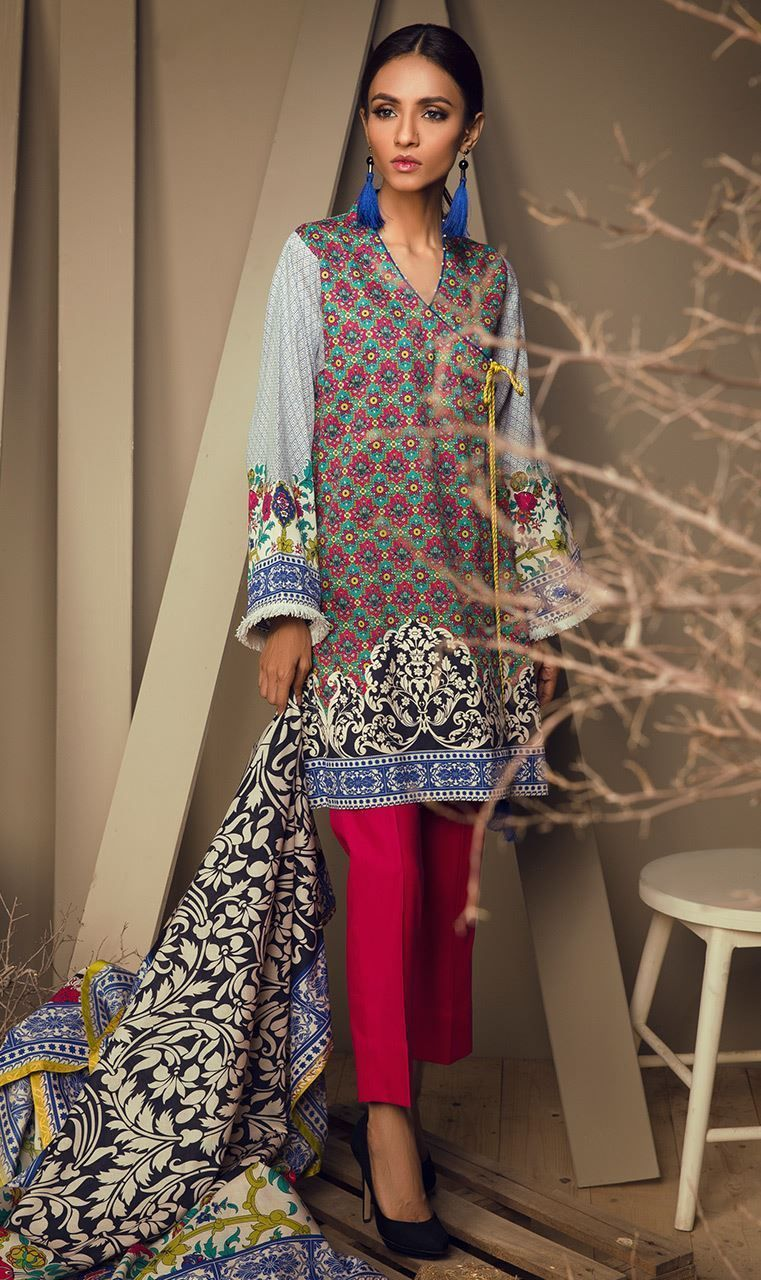 Buy Fashion Winter outfits offered by orient textile picture trends