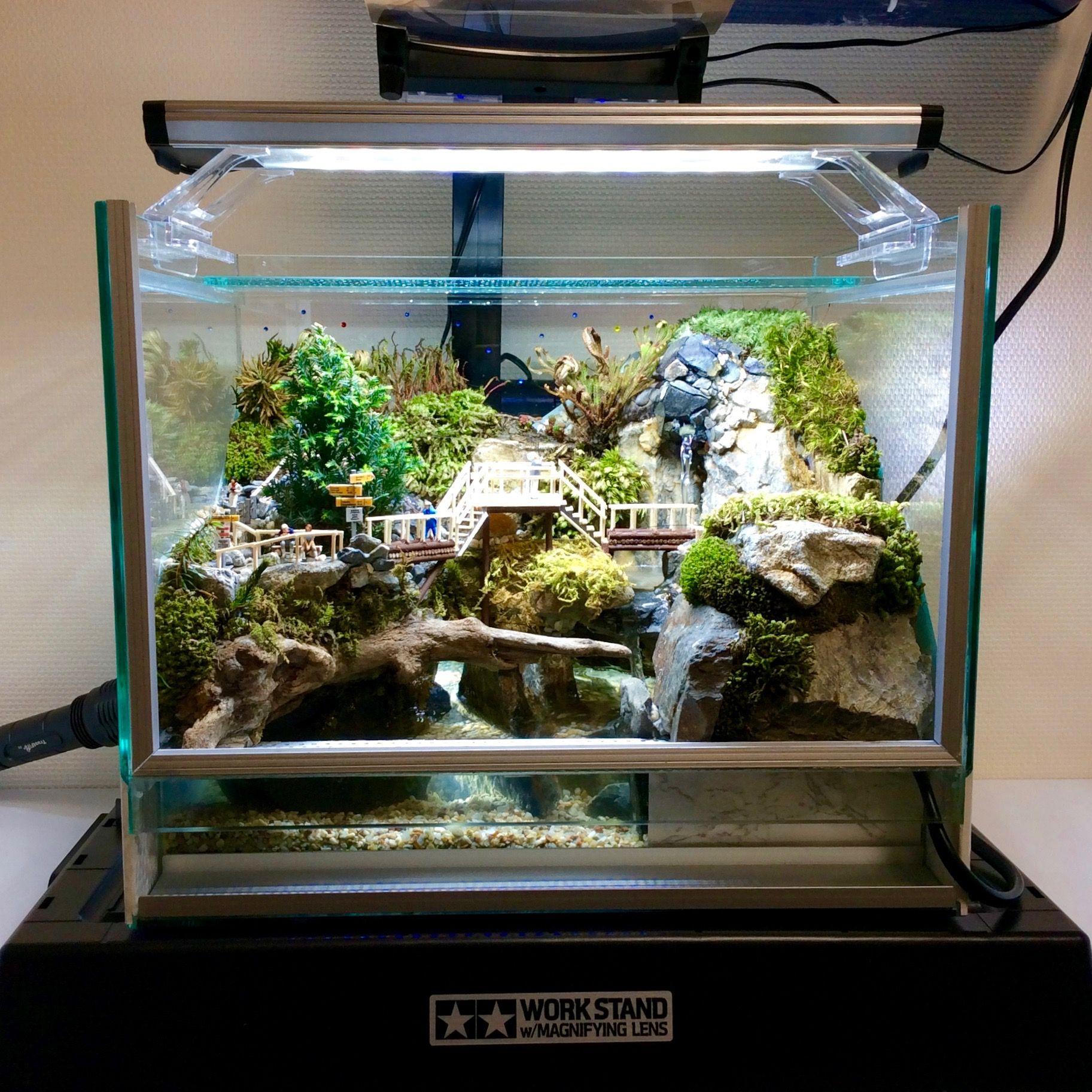 Vol04 Diorama & Biotope