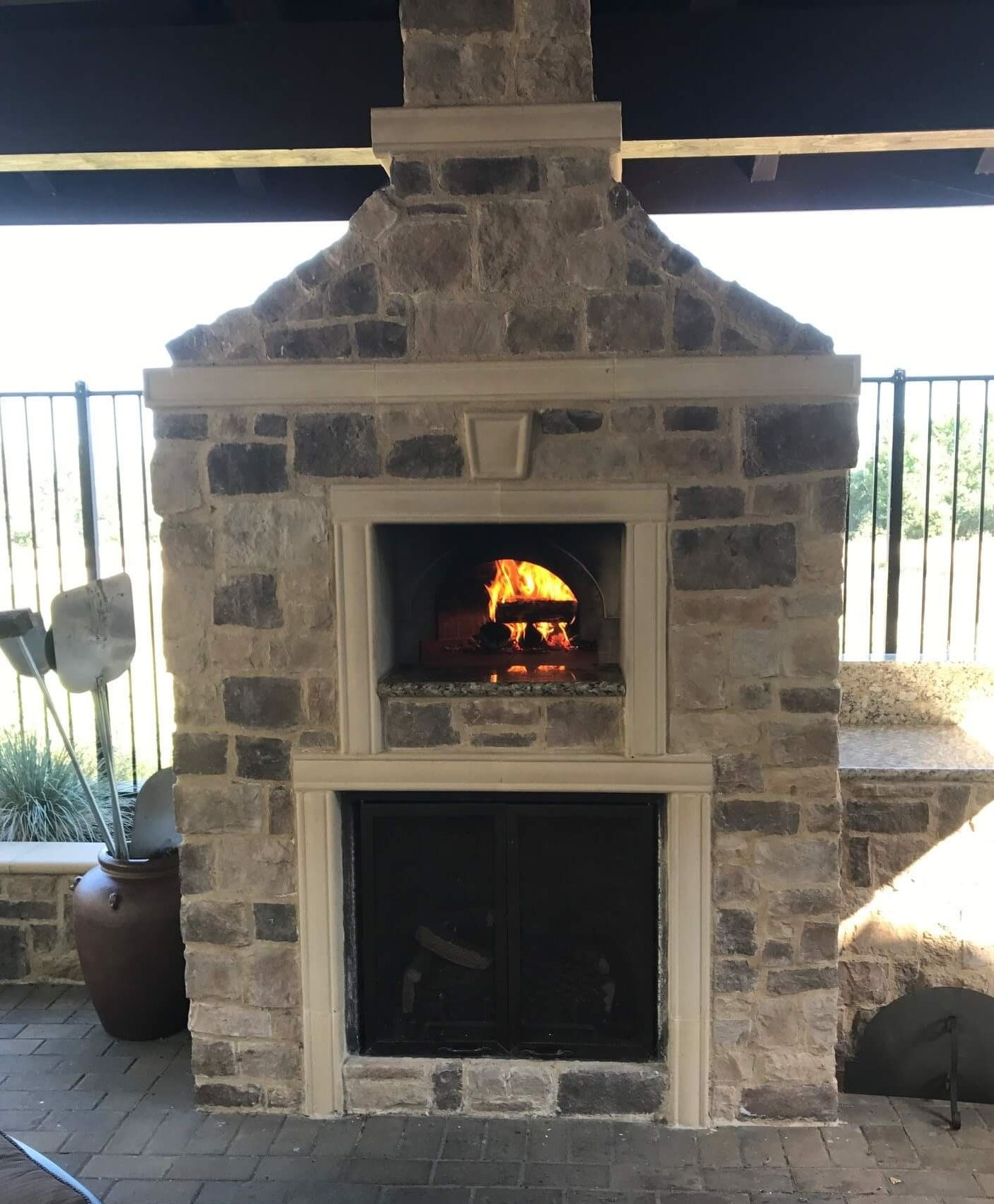 Artigiano Pizza Oven Wood Fired Pizza Oven For Sale Outdoor Kitchen Outdoor Kitchen Design Pizza Oven
