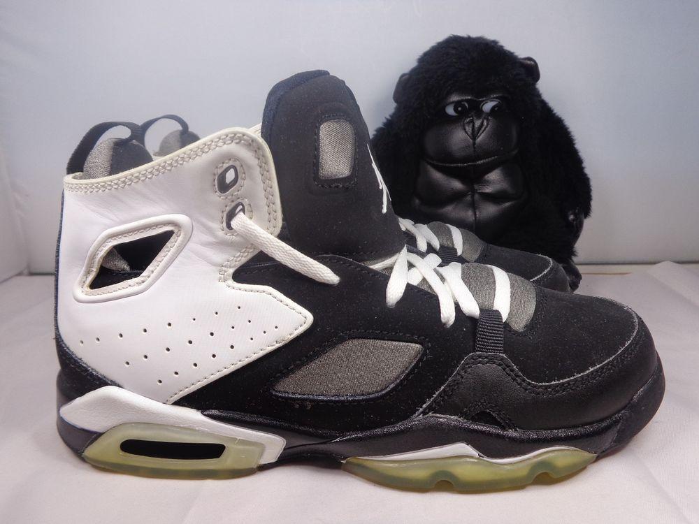 4b20ad20f981fa Kids Nike Air Jordan Flight Club 91 Basketball shoes size 4 Y 555472-010   Nike  Athletic
